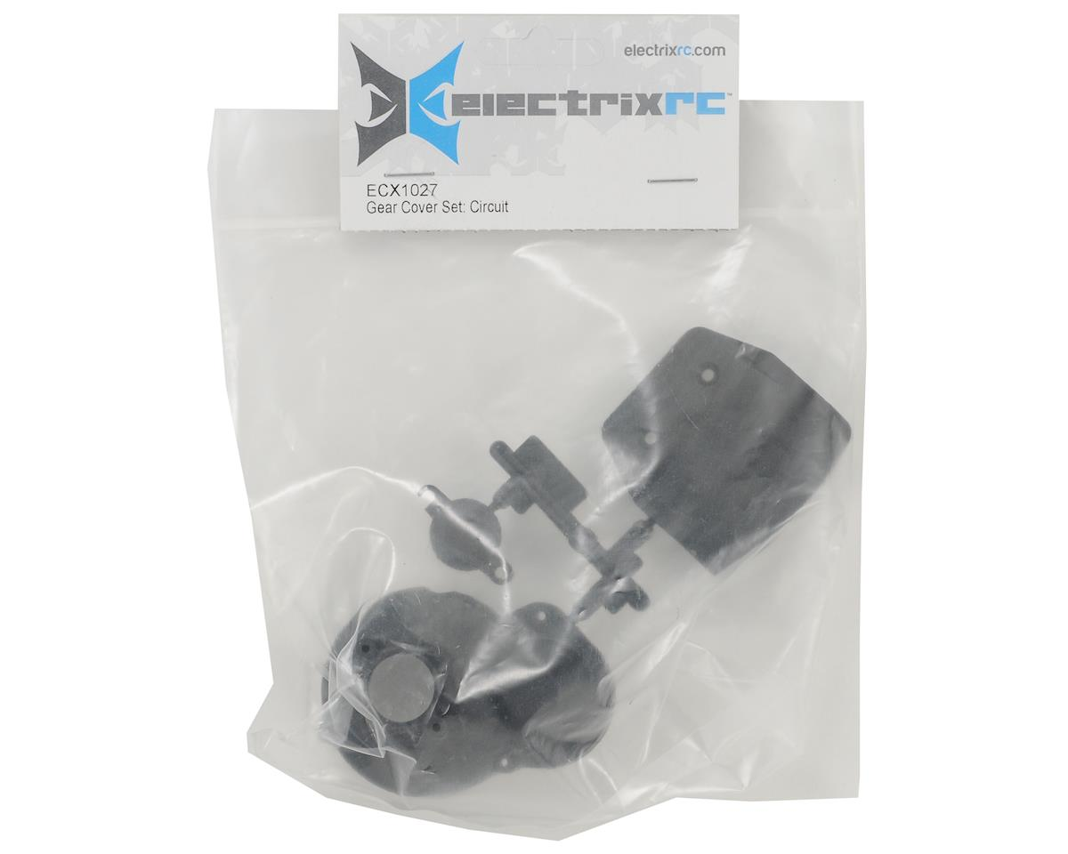 ECX RC Gear Cover Set
