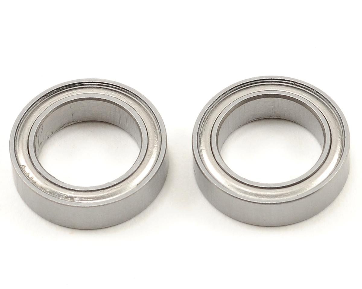 ECX RC 10x15x4mm Metal Shield Bearing Set (2)