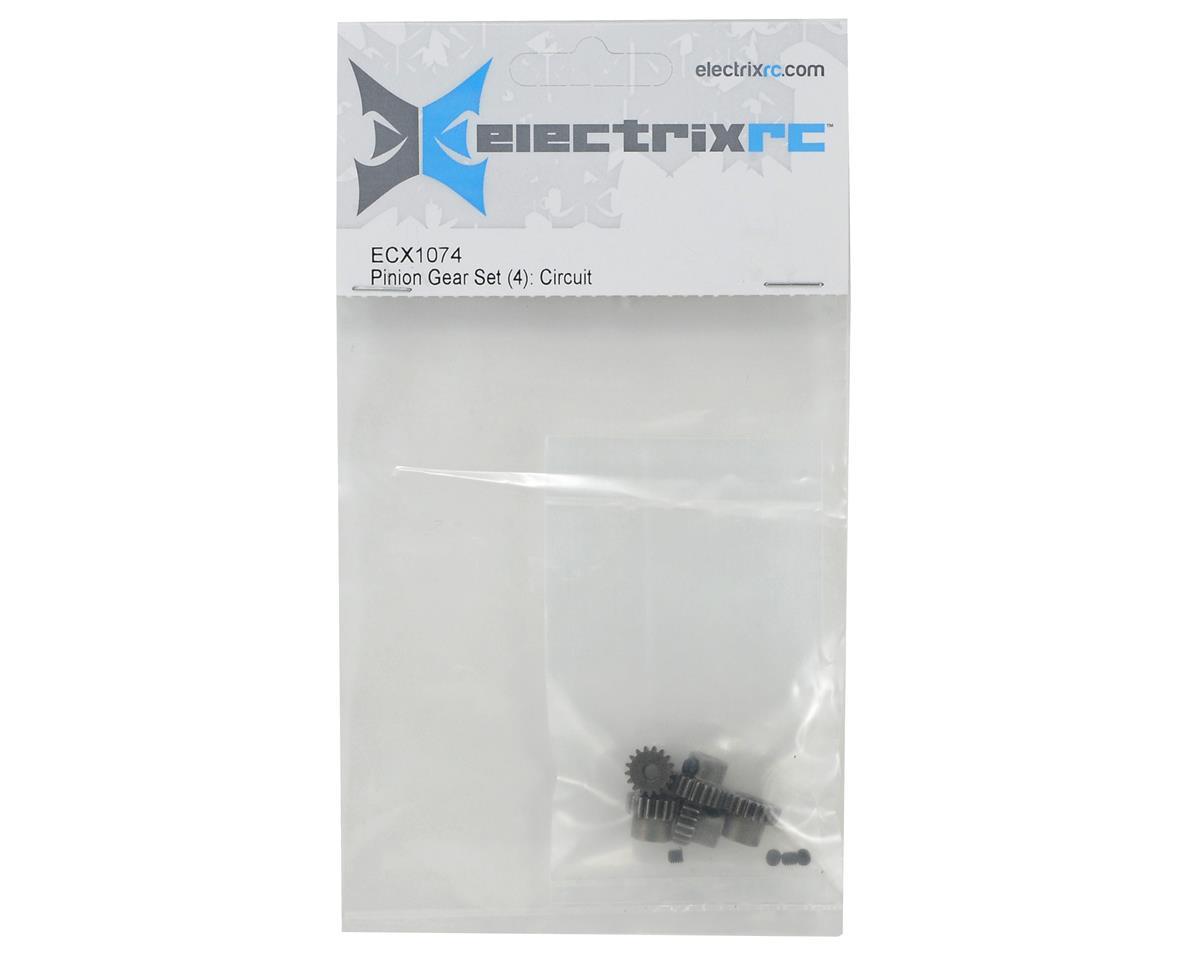 ECX RC Pinion Gear Set (5)