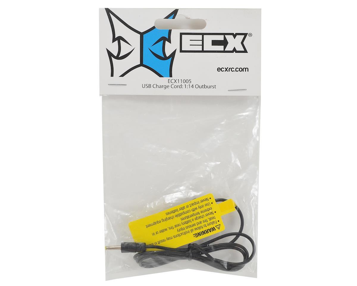 ECX USB LiPo Charge Cord