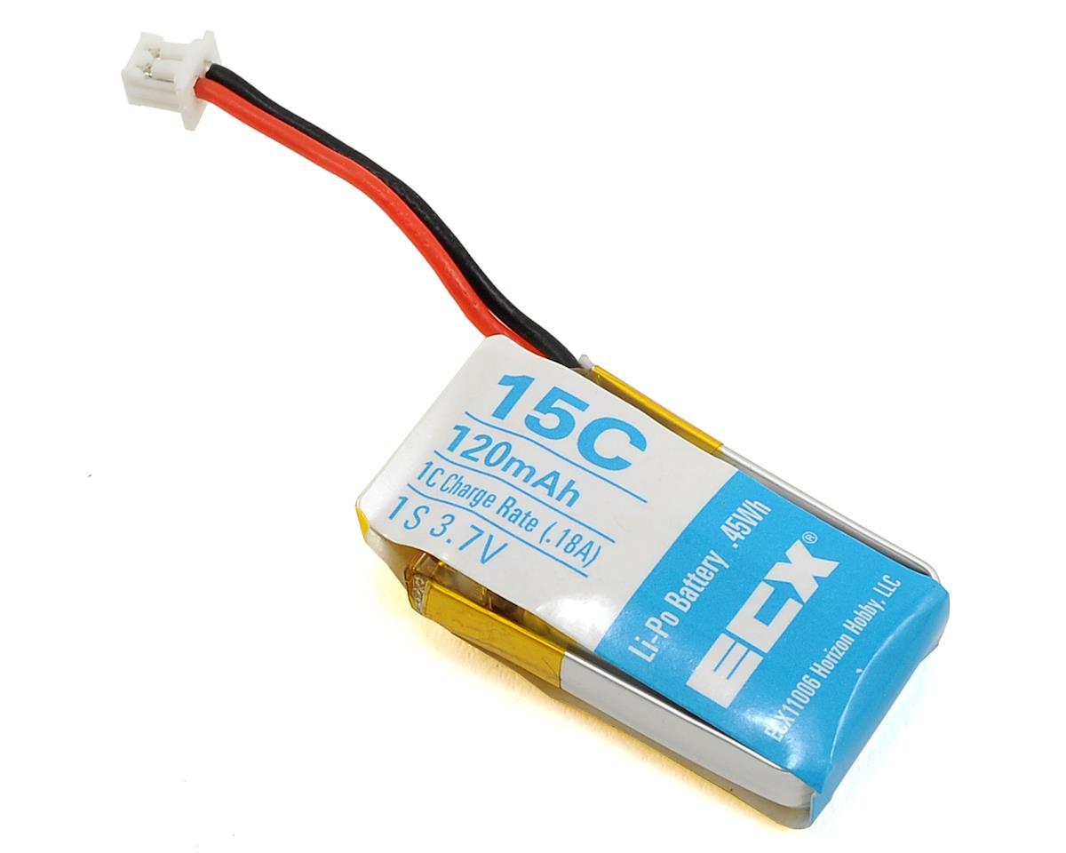 ECX 1/14 Outburst 1S LiPo 15C Battery (3.7V/120mAh)