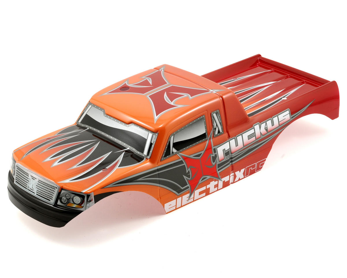 ECX RC Painted Body (Orange)