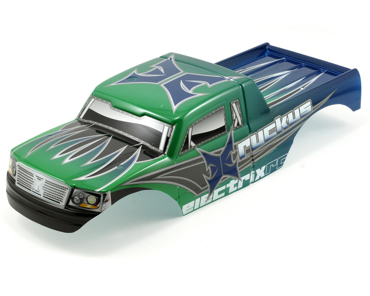 ECX RC Painted Body (Green)