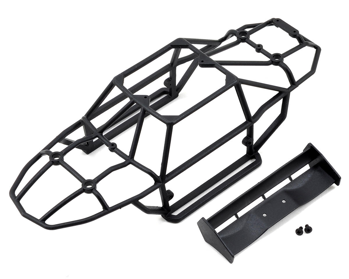 ECX Roost 1/24 Cage & Wing Set