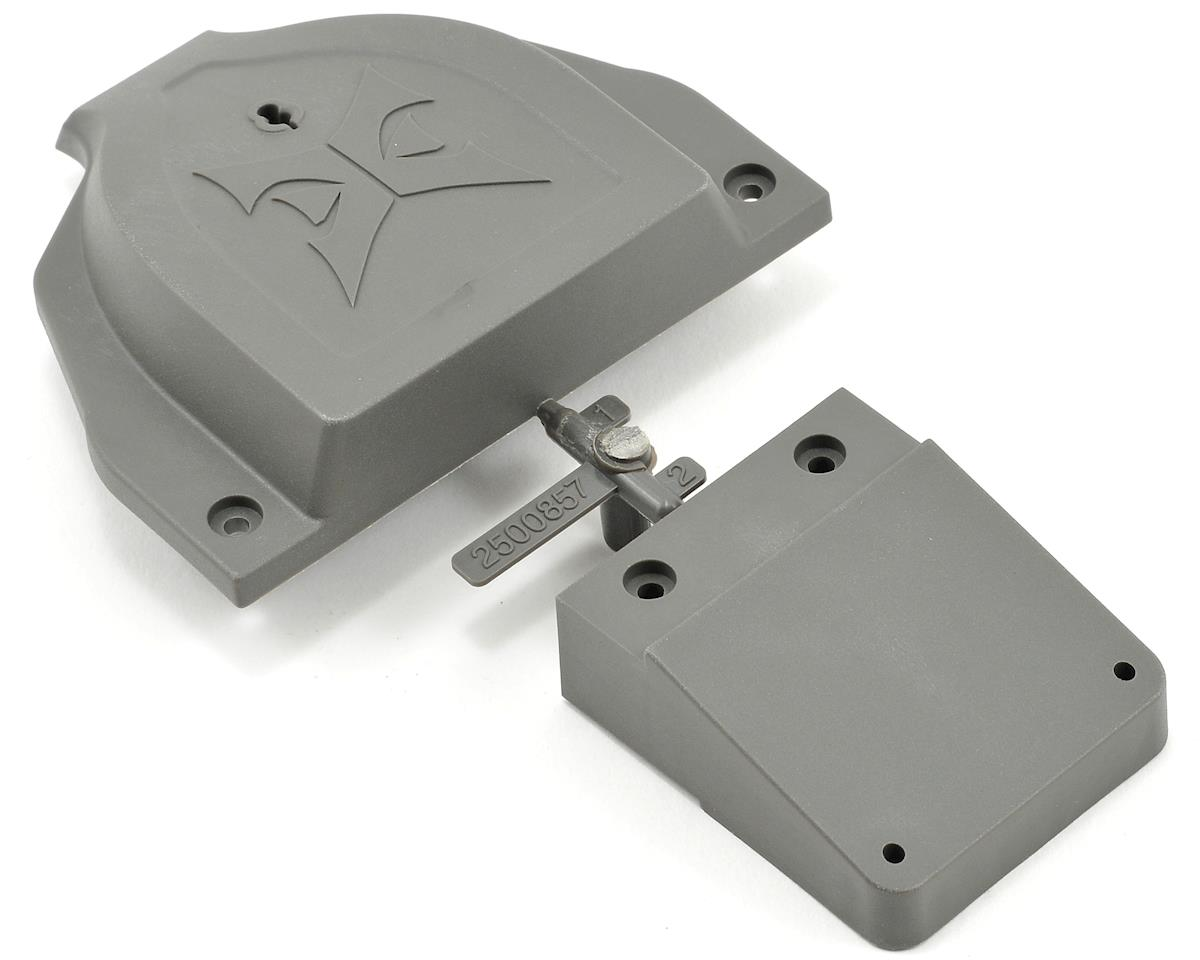 ECX RC Cover & Rear Mount Set