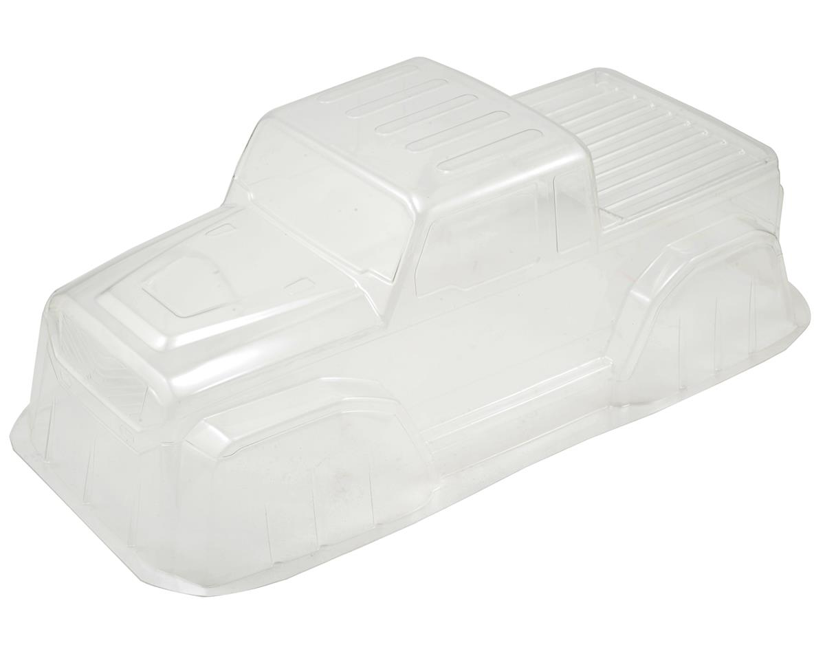 ECX Barrage Crawler Body Set (Clear)