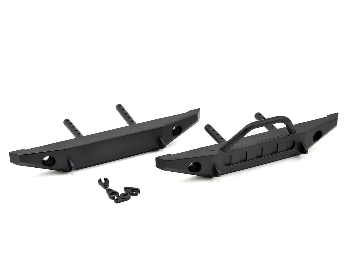 ECX Barrage Front & Rear Bumper Set