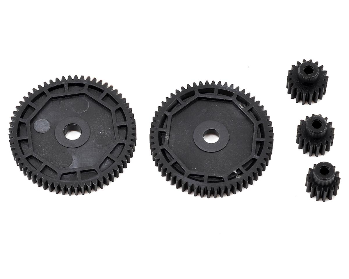 1/18 Pinion & Spur Gear Set by ECX