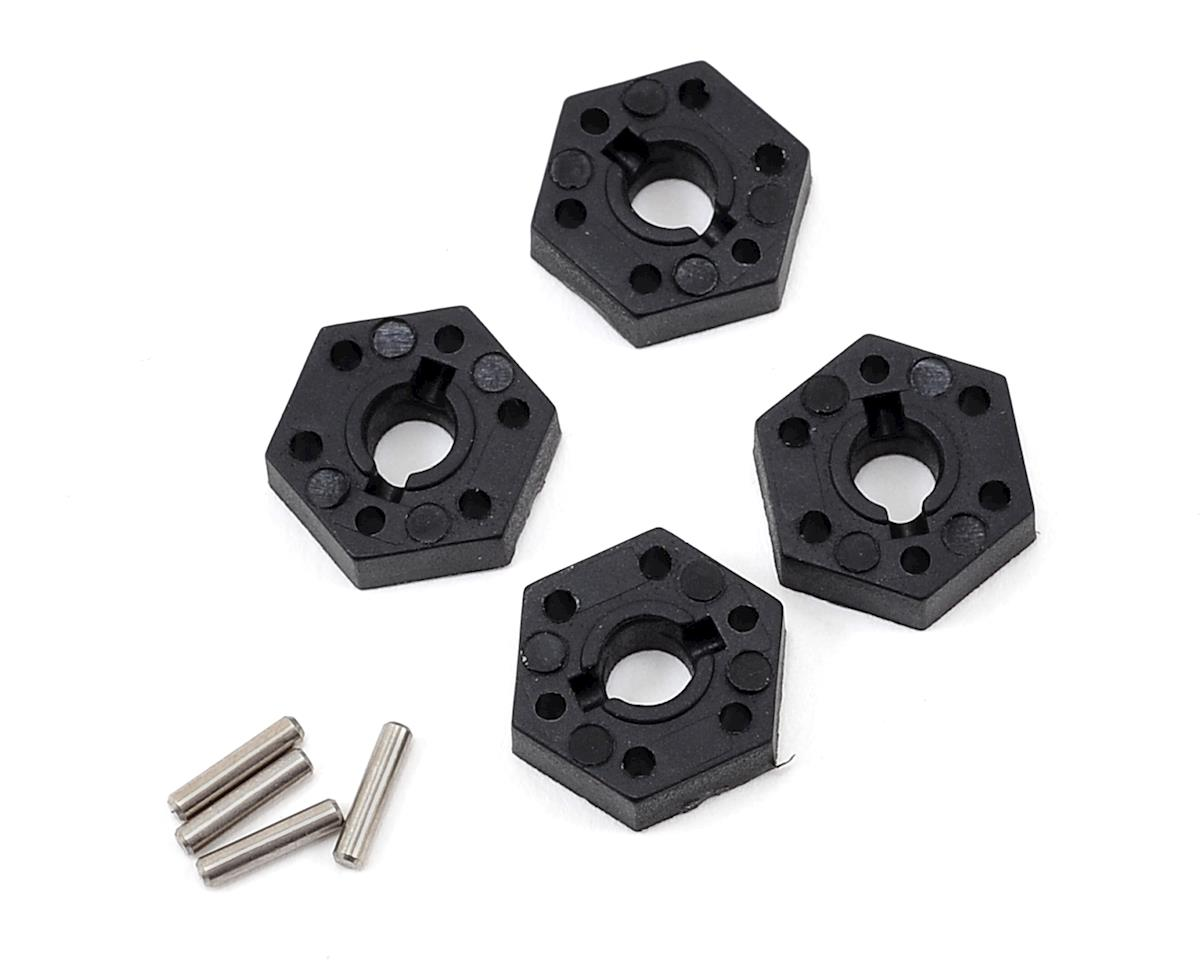 ECX Ruckus 1/18 Wheel Hex Set