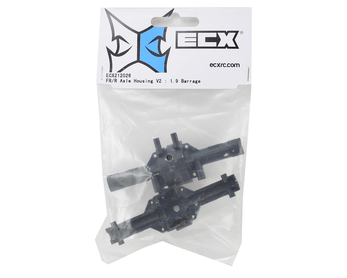 Barrage Front/Rear V2 Differential Case by ECX