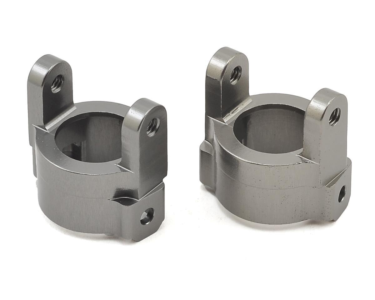 ECX Aluminum Barrage Front V2 Hub Set