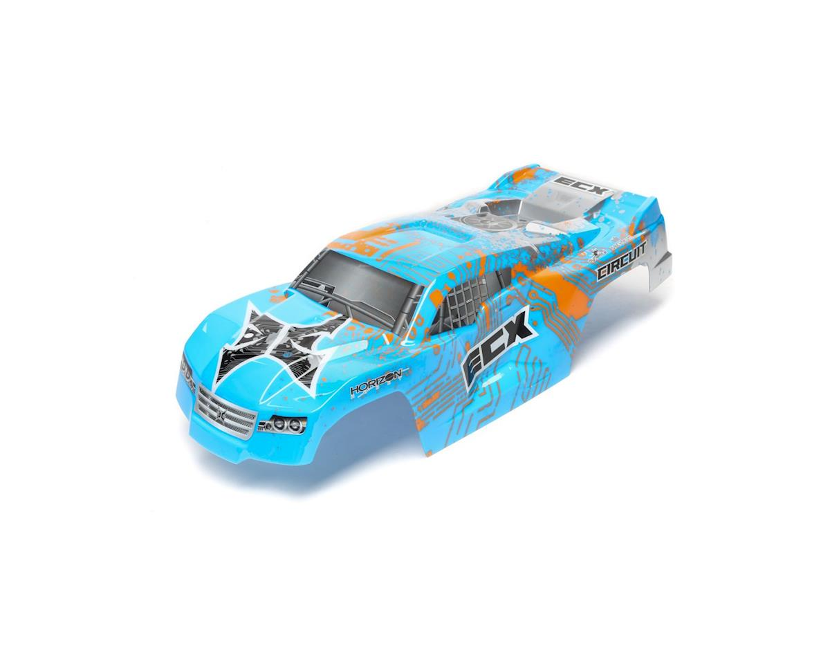 ECX Body, Blue/Orange: 1/10 2wd Circuit