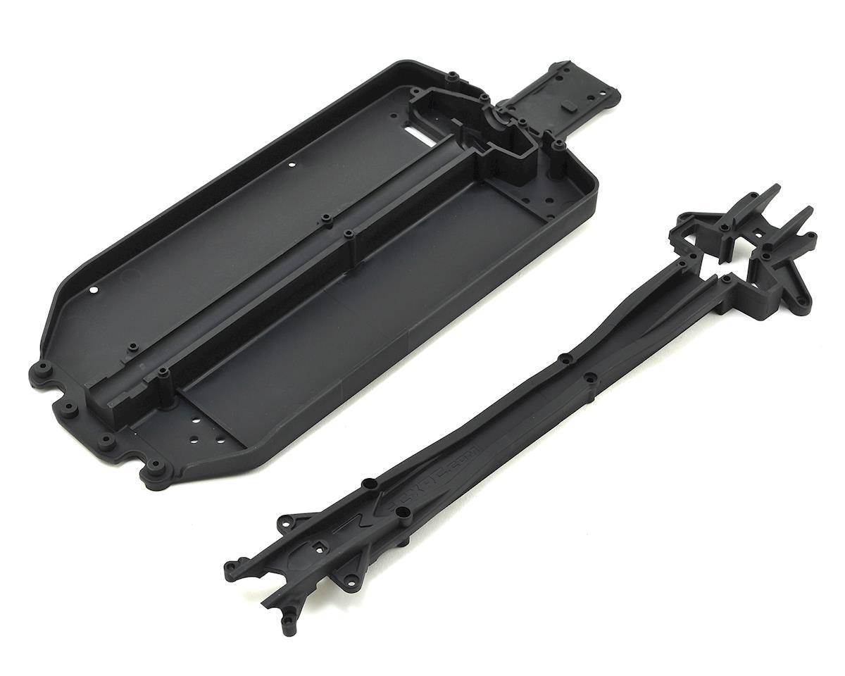 ECX Torment & Ruckus Long Chassis & Upper Deck Set