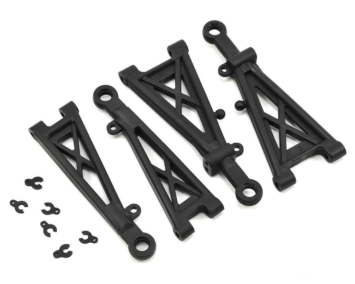 ECX Front Suspension Arm Set