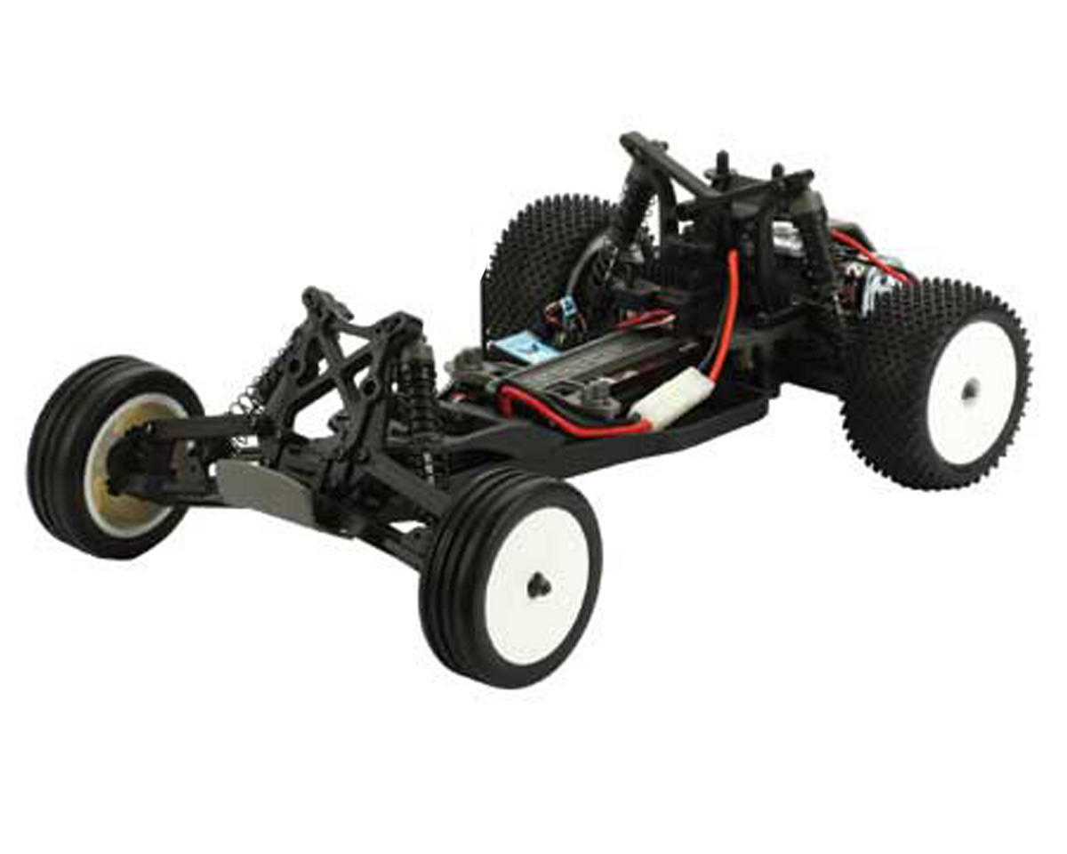 ECX RC Boost 1/10 Scale RTR Electric 2WD Buggy (Orange)