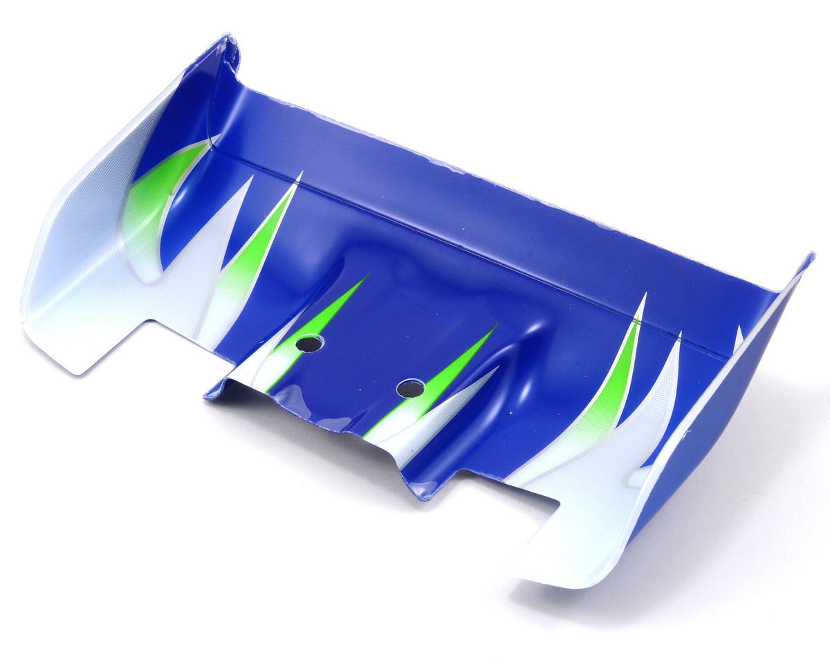 ECX RC Painted 1/10 Buggy Wing (Blue)