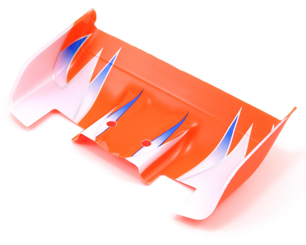 ECX RC Painted 1/10 Buggy Wing (Orange)