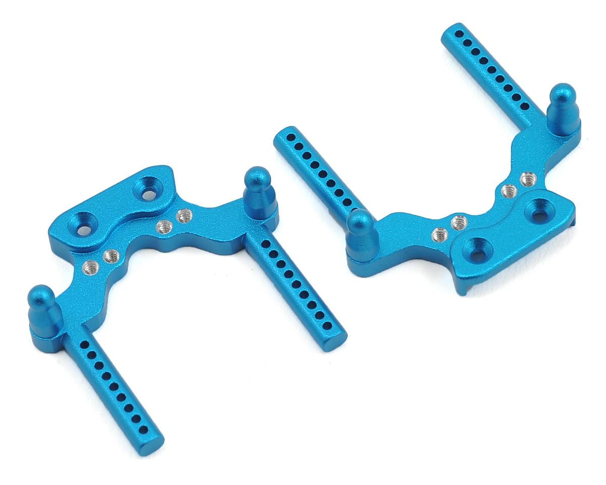 ECX Aluminum Shock Tower Set (Blue)