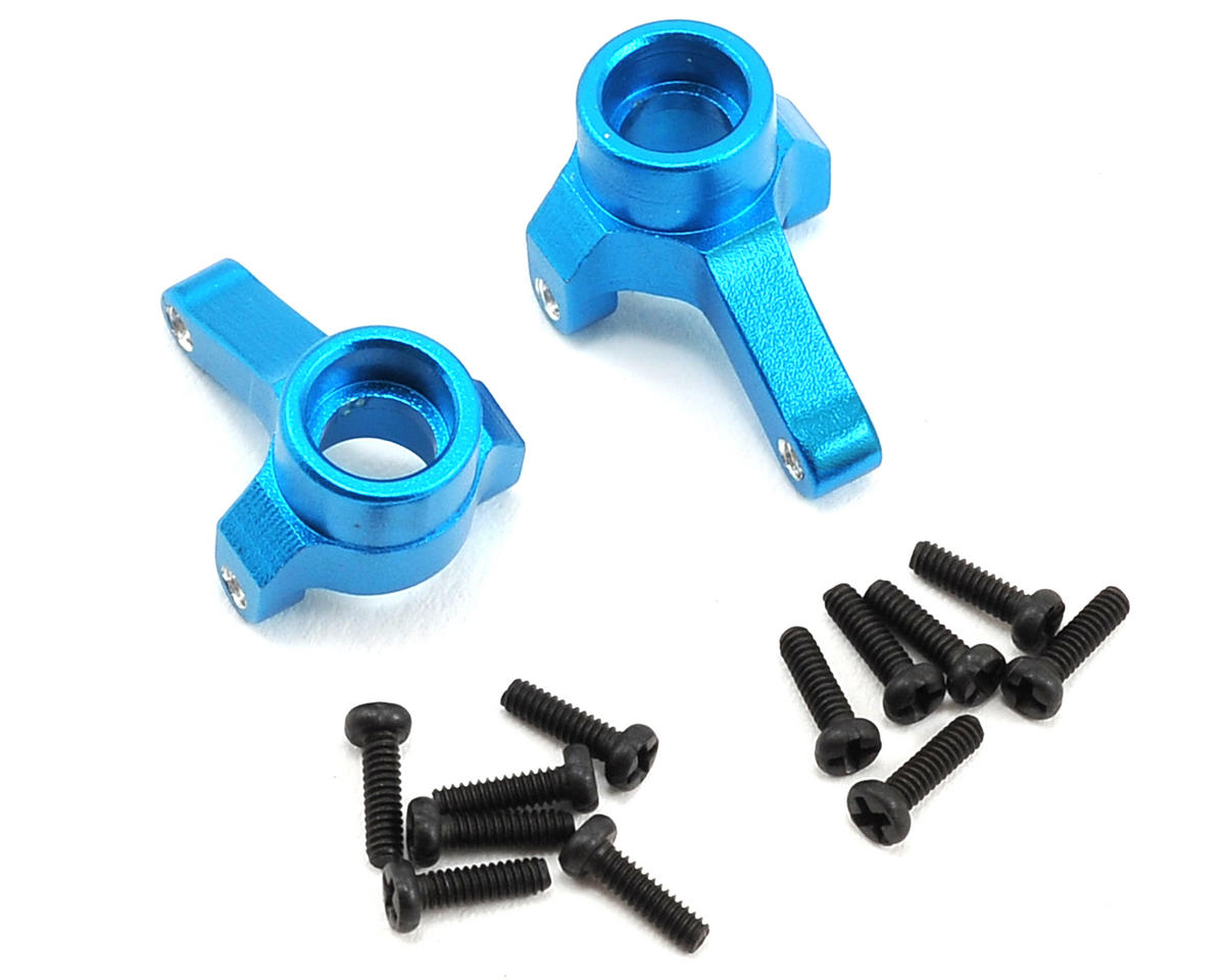 ECX Aluminum 1/24 Steering Spindle Set