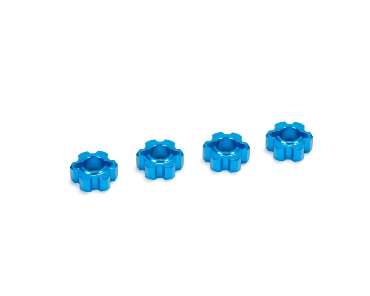 ECX Circuit Wheel Hex Set, Aluminum, 1:10 4WD ALL