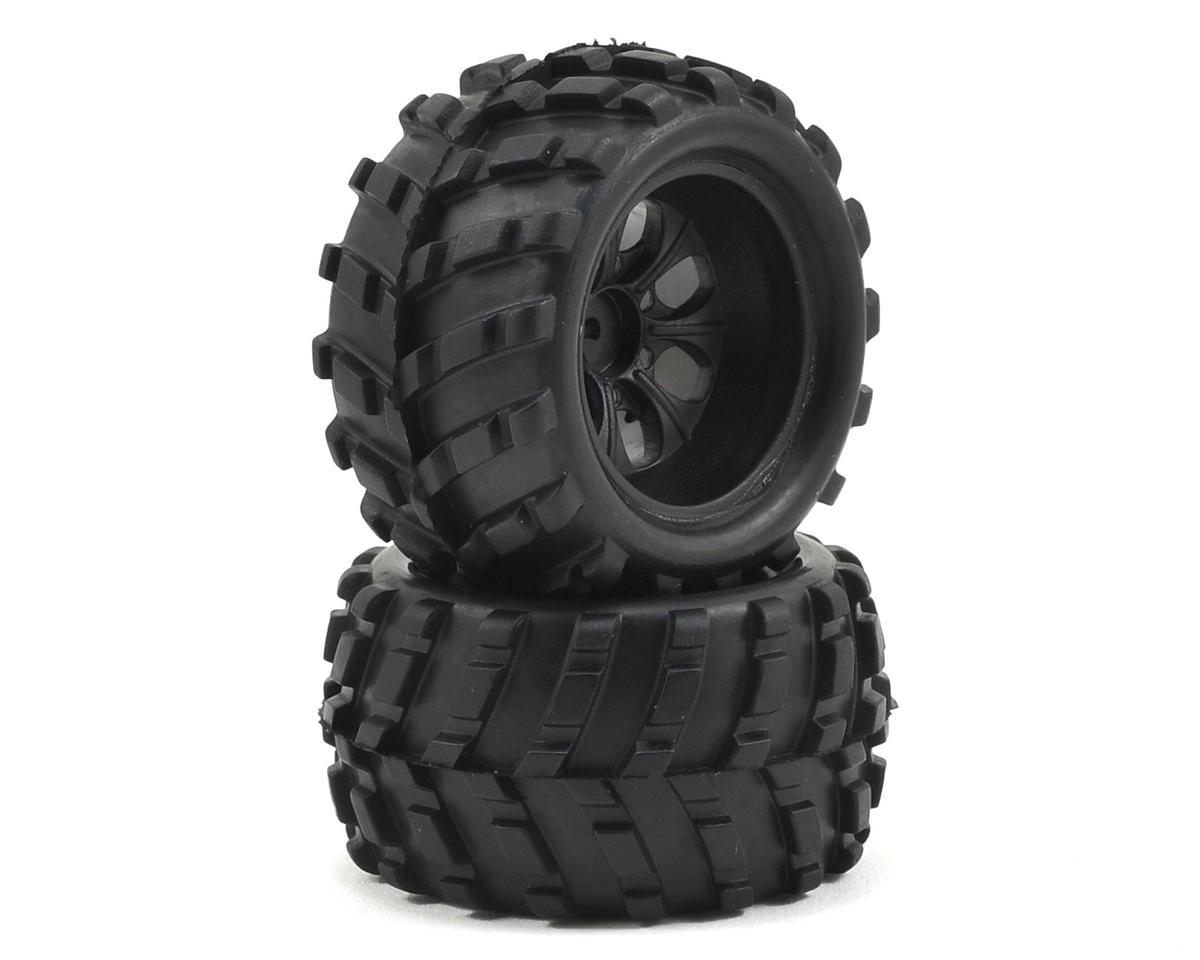 ECX 1/24 Ruckus Front/Rear Premount Tire