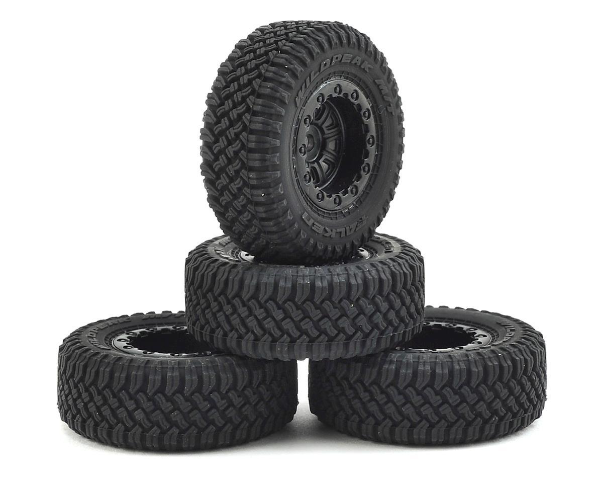 ECX Barrage 1/24 Premount Tire (4)