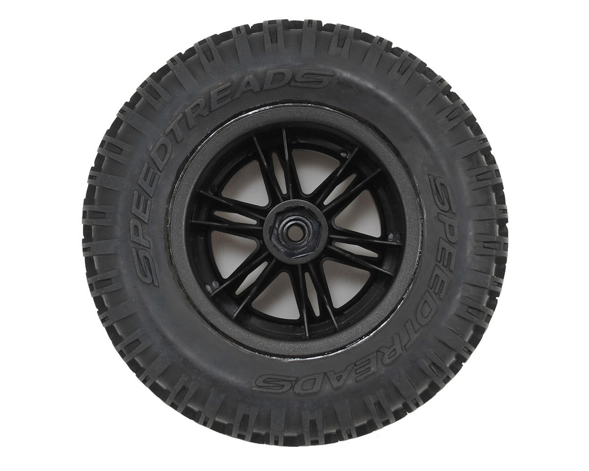 ECX Pre-Mounted Front Buggy Tire (2)