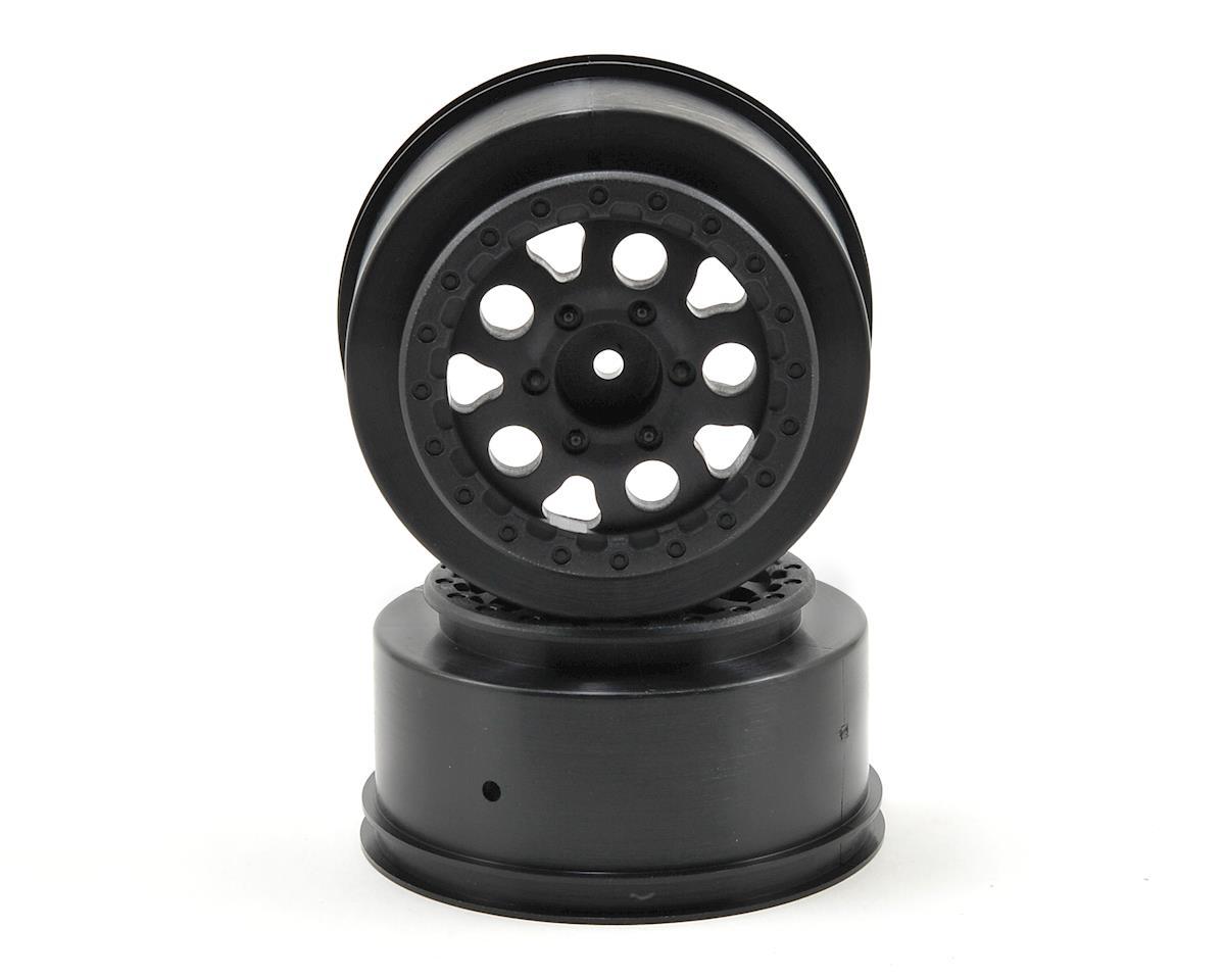 ECX RC Short Course Wheel Set (Black) (2)