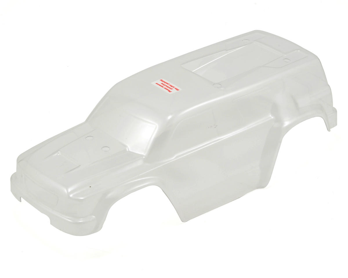 ECX RC U-Finish Body (Clear)