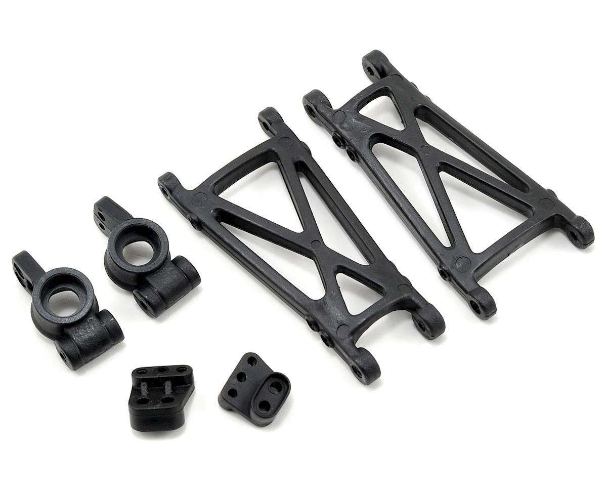 ECX RC Rear Suspension Arm & Pivot Block Set