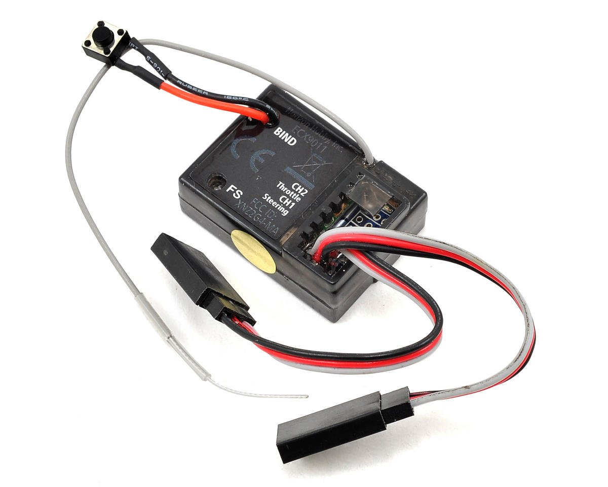 ECX Smash 2.4GHz Water Proof Receiver