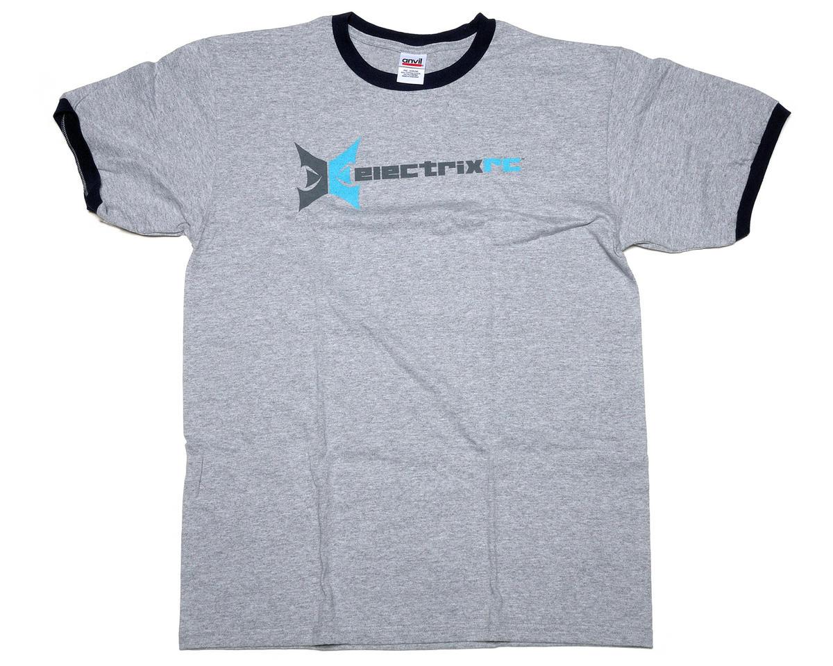 ECX RC Ringer Gray T-Shirt (X-Large)
