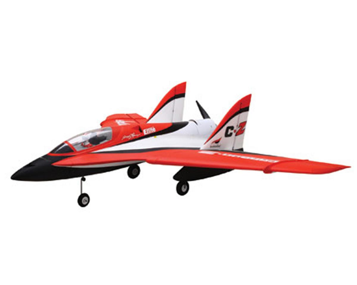 E-flite Carbon-Z Scimitar Bind-N-Fly