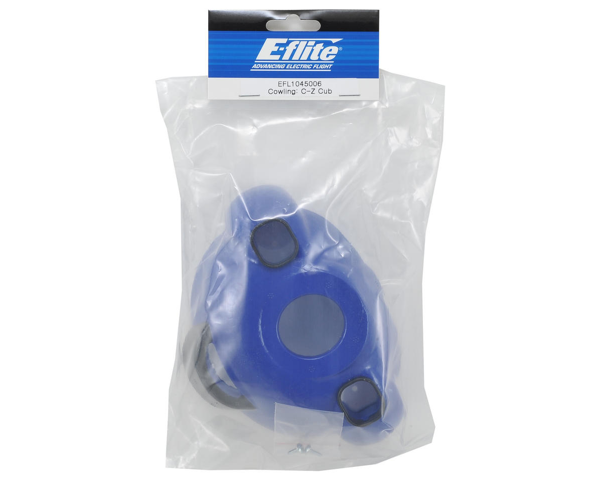 Cowling by E-flite