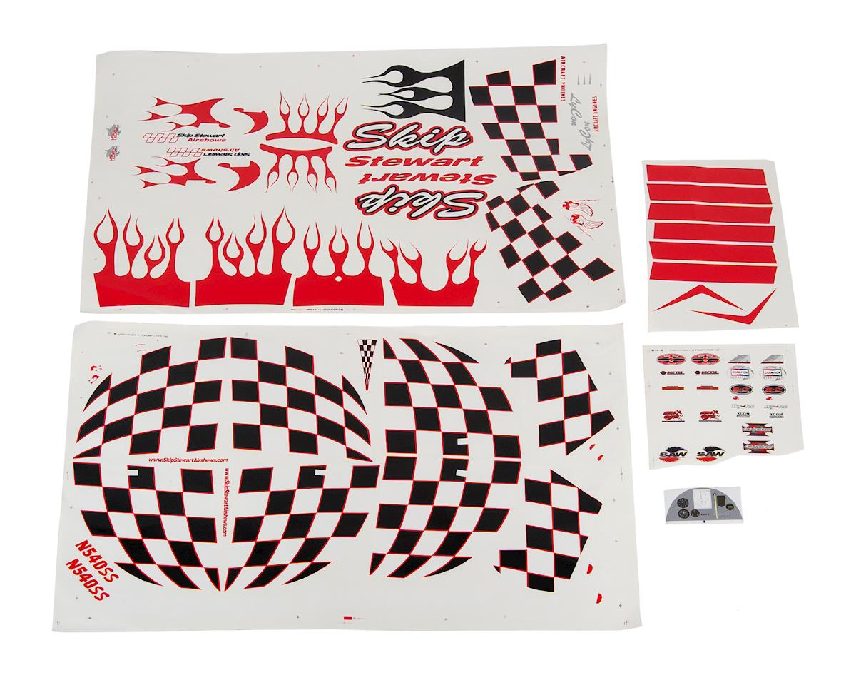 E-flite P2 Prometheus Decal Set
