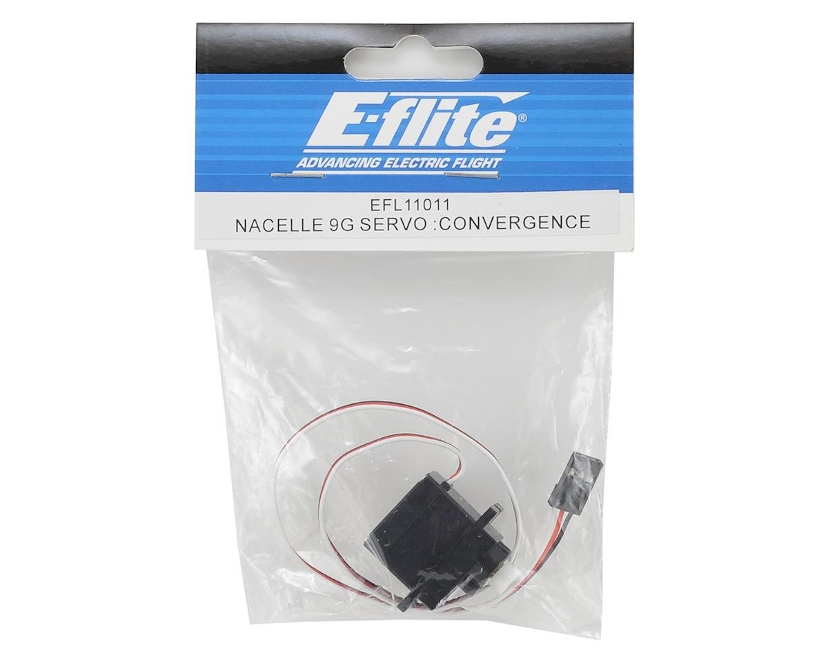 E-flite Convergence VTOL Nacelle 9G Metal Servo