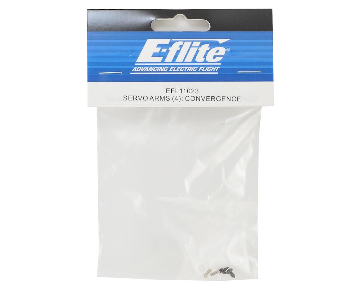 E-flite Convergence Servo Arms (4)