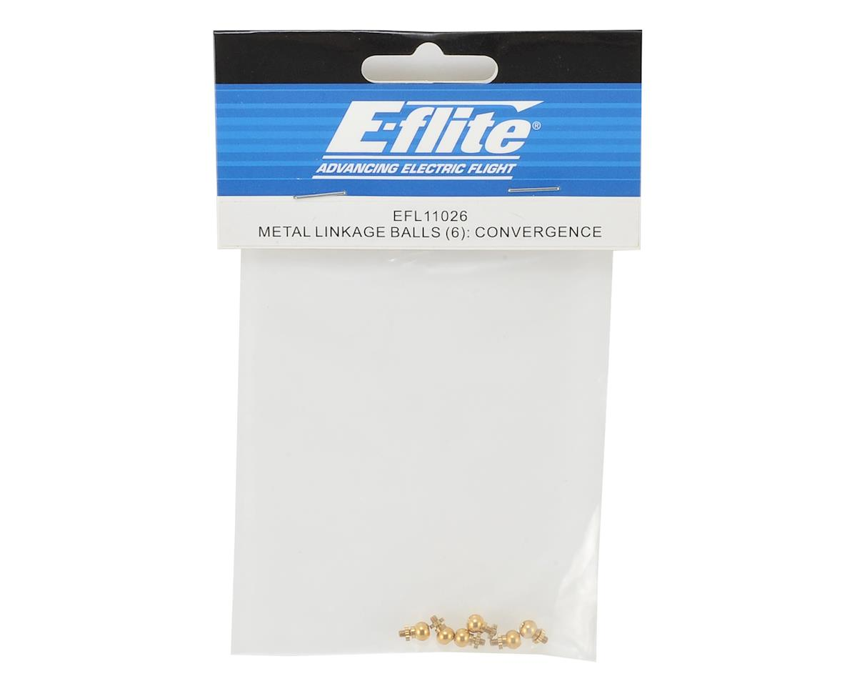 E-flite Convergence Metal Linkage Balls (6)