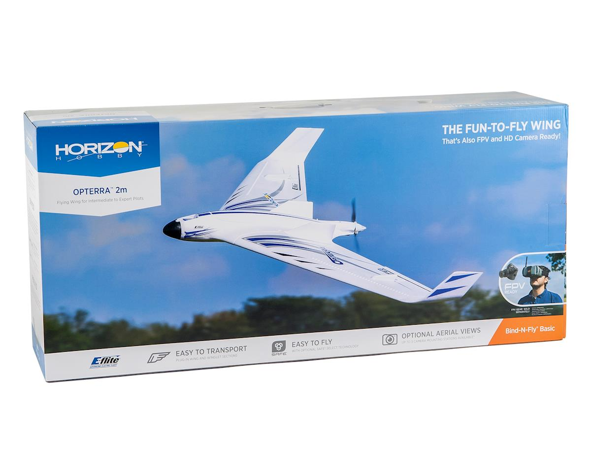 E-flite Opterra BNF Basic Electric Flying Wing (2000mm)