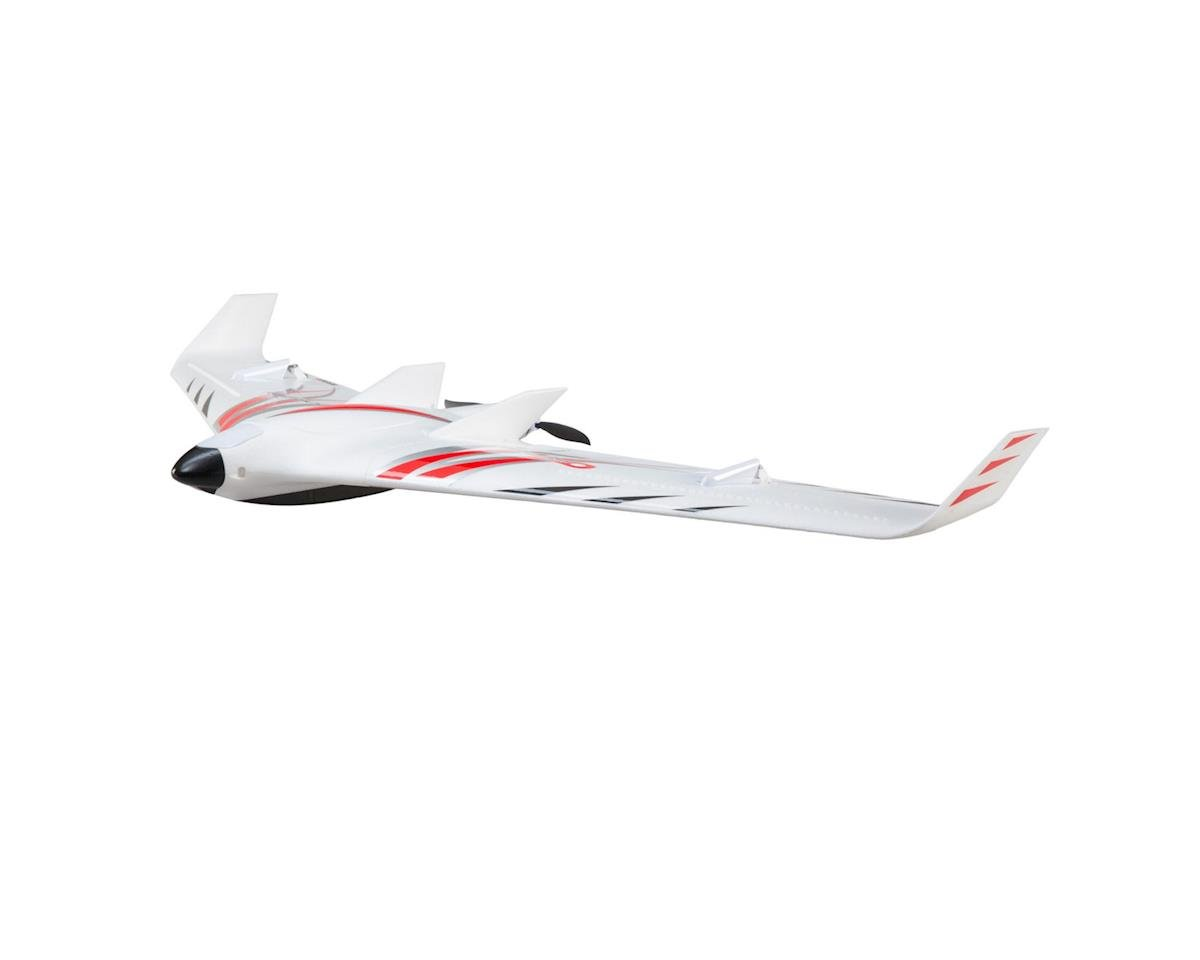 "Opterra S+ ""FPV Equipped"" BNF Basic Race Wing (1200mm) by E-flite"