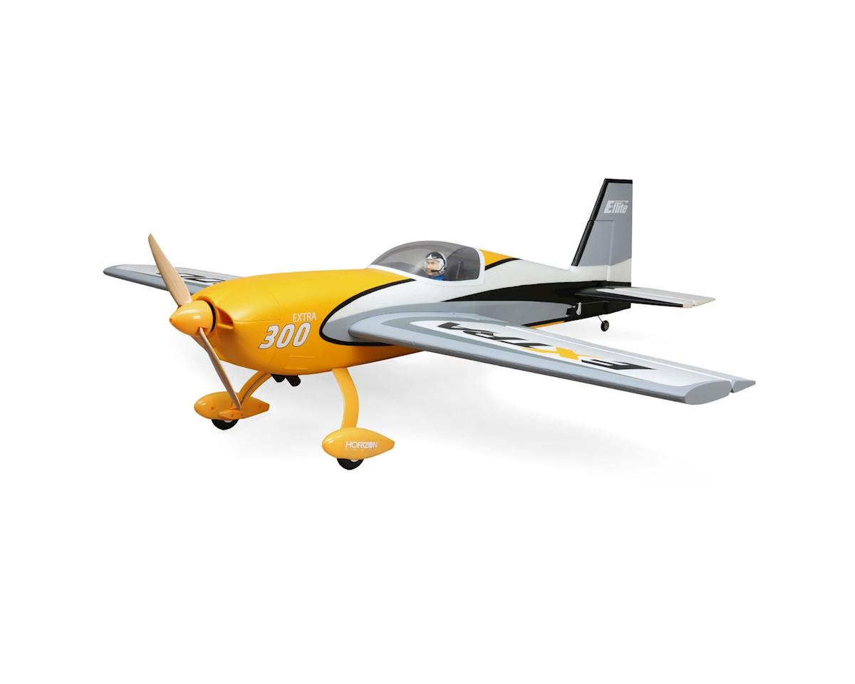 E-flite Extra 300 3D 1.3m BNF Bsc w/AS3X & SAFE Select (1308mm)