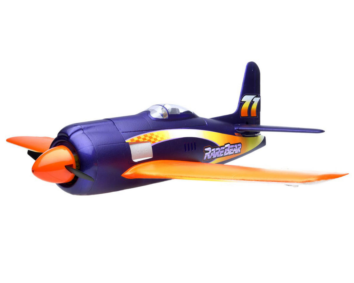 E-flite Rare Bear Plug-N-Play Electric Airplane