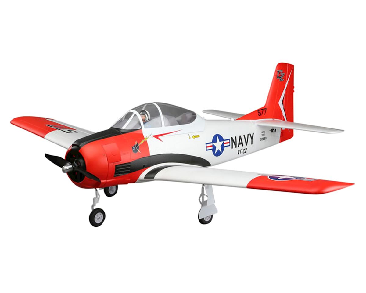 E-flite Carbon-Z T-28 BNF Basic Electric Airplane w/AS3X Technology