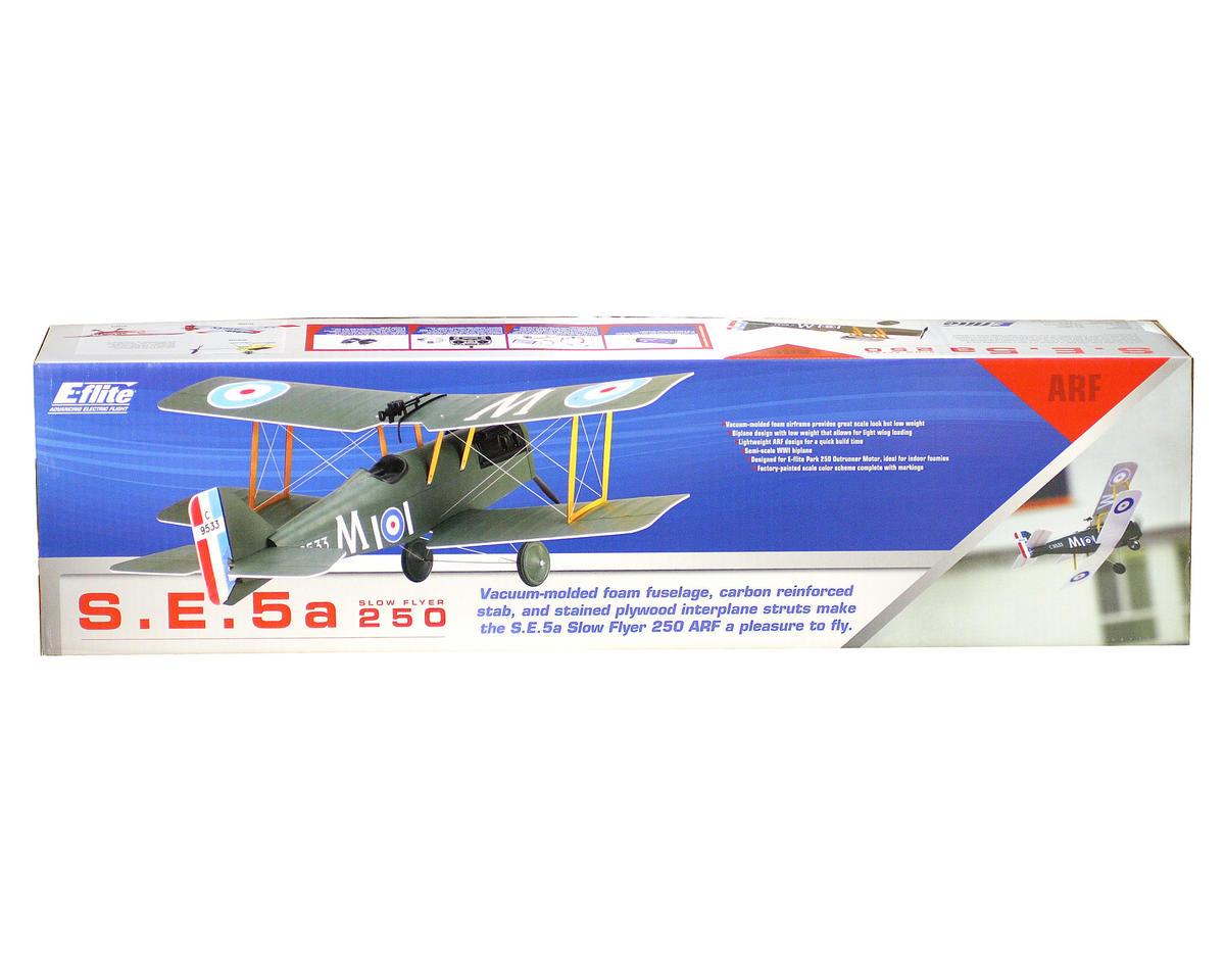 E-flite S.E.5A Slow Flyer 250 ARF