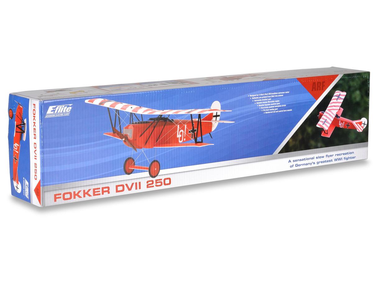 E-flite Fokker DVII Slow Flyer 250 ARF