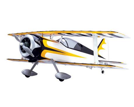 E-flite Pitts Model 12 15E ARF