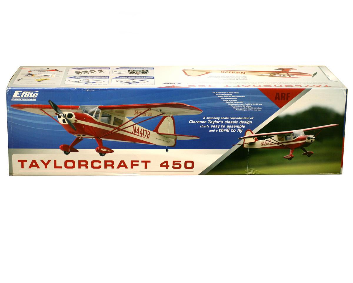 E-flite Taylorcraft 450 ARF