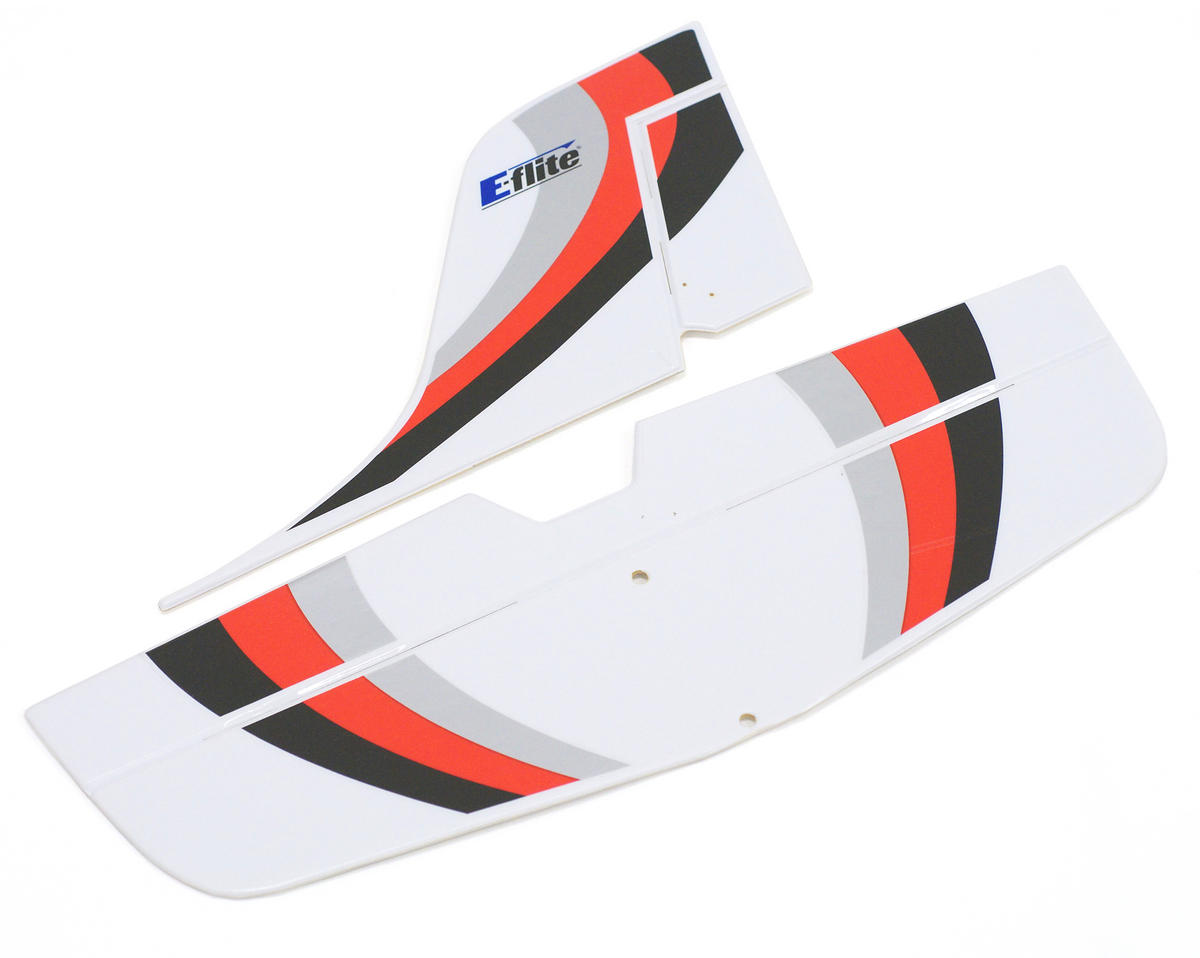 E-flite Apprentice Tail Set