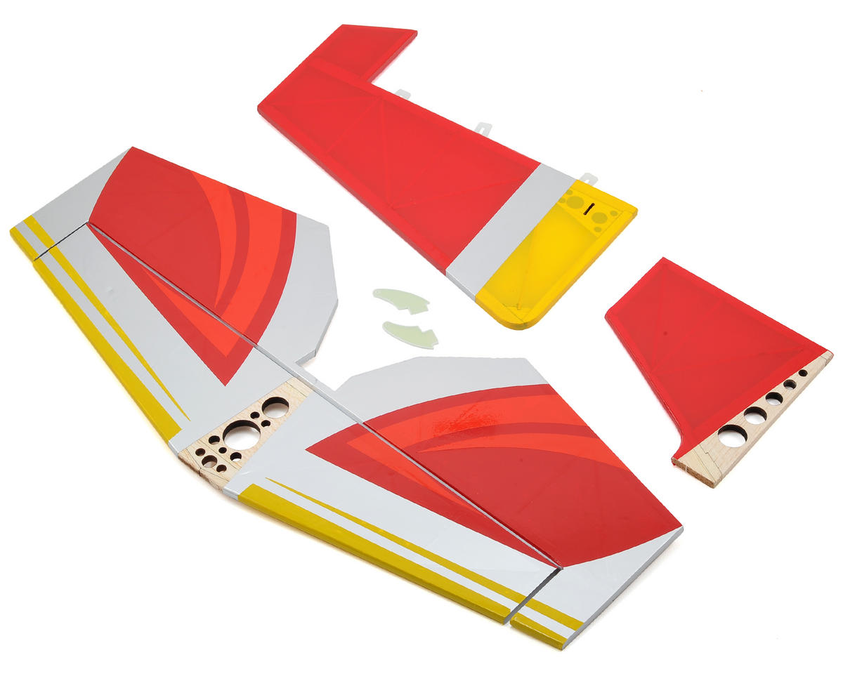 E-flite Slick 3D Tail Set