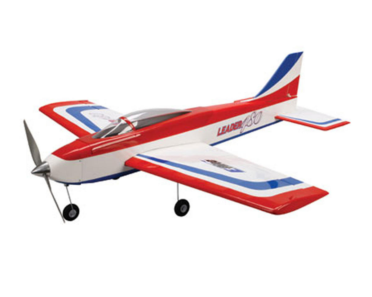 Leader 480 Park Flyer Airplane Kit by E-flite